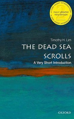 The Dead Sea Scrolls: A Very Short Introduction  -     By: Timothy Lim
