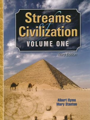 Streams of Civilization, Volume 1: Third Edition   -     By: Mary Stanton, Albert Hyma