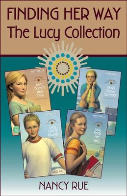 Finding Her Way: The Lucy Collection - eBook  -     By: Nancy N. Rue