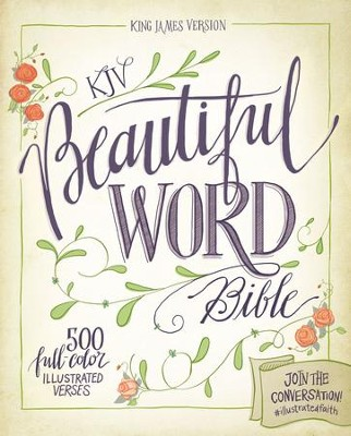 KJV Beautiful Word Bible - eBook  -     By: Zondervan