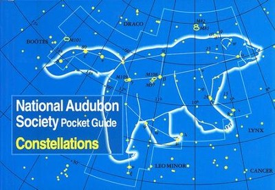 National Audubon Society Pocket Guide: Constellations   -     By: Gary Mechler