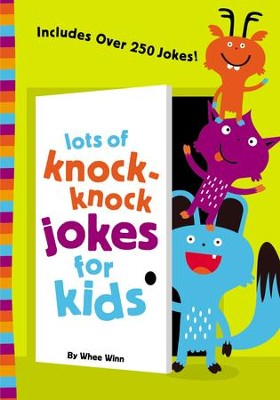 Lots of Knock-Knock Jokes for Kids - eBook  -     By: Zondervan