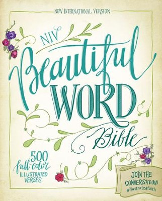 NIV Beautiful Word Bible - eBook  -     By: Zondervan