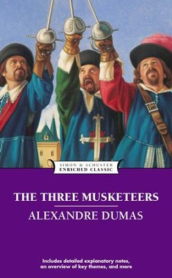 The Three Musketeers Special Edition   -     By: Alexandre Dumas