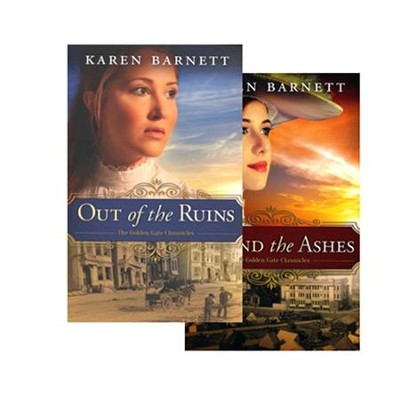 The Golden Gate Chronicles, Volumes 1 & 2  -     By: Karen Banett