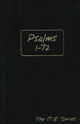 Journible, The 17:18 Series: Psalms 1 - 72   -     By: Rob Wynalda