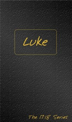 Journible, The 17:18 Series: Luke   -