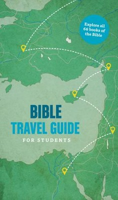 Bible Travel Guide for Students - eBook  -