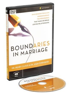 Boundaries in Marriage DVD Curriculum   -     By: Dr. Henry Cloud, Dr. John Townsend