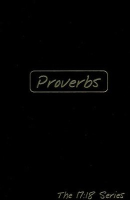 Proverbs, Journible   -     By: Rob Wynalda