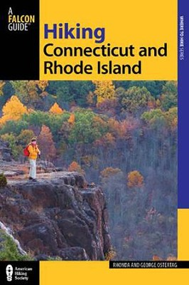 Hiking Connecticut and Rhode Island  -     By: Rhonda Ostertag, George Ostertag
