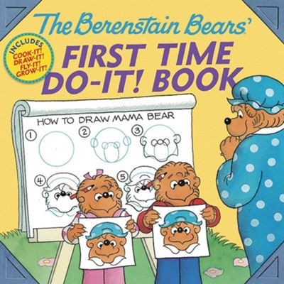 The Berenstain Bears' First Time Do-It! Book  -     By: Jan Berenstain, Stan Berenstain
