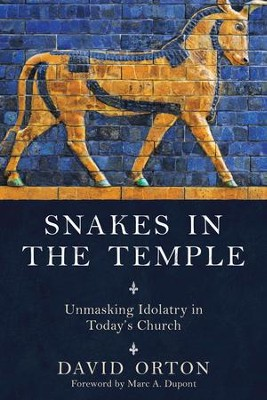 Snakes in the Temple: Unmasking Idolotry in Today's Church - eBook  -     By: David Orton