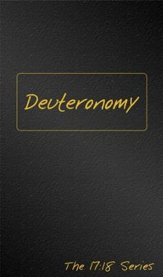 Journible, The 17:18 Series: Deuteronomy   -     Edited By: Robert J. Wynalda     By: Robert J. Wynalda(ED.)
