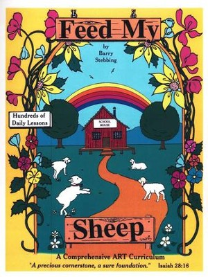 Feed My Sheep, Text and Paint Cards   -     By: Berry Stebbing