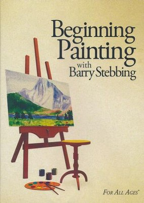 Beginning Painting DVD   -