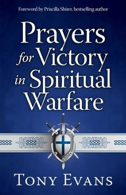 Prayers for Victory in Spiritual Warfare - eBook  -     By: Tony Evans