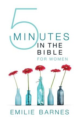 Five Minutes in the Bible for Women - eBook  -     By: Emilie Barnes