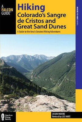 Hiking Colorado's Sangre de Cristo Wilderness, 2nd Edition  -     By: Jason Moore