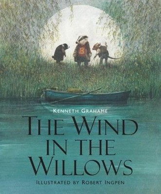Wind in the Willows, Sterling Illustrated Classics, Hardcover   -     By: Kenneth Grahame