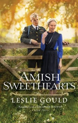 Amish Sweethearts (Neighbors of Lancaster County Book #2) - eBook  -     By: Leslie Gould