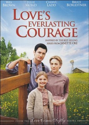 Love's Everlasting Courage, DVD   -