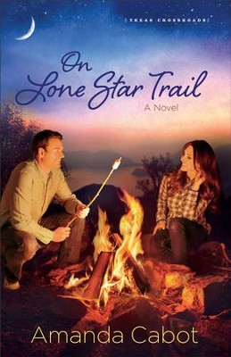 On Lone Star Trail (Texas Crossroads Book #3): A Novel - eBook  -     By: Amanda Cabot