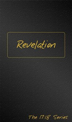 Journible, The 17:18 Series: Revelation   -     By: Rob Wynalda