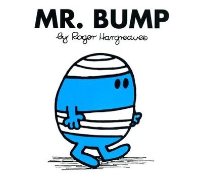 Mr. Bump  -     By: Roger Hargreaves