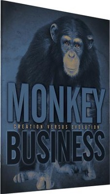 Monkey Business: Creation vs. Evolution   -