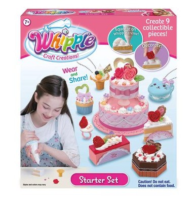Whipple, Craft Creations, Starter Set  -