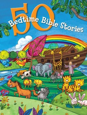 50 Bedtime Bible Stories - eBook  -
