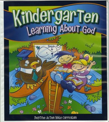 Learning About God Teacher's Manual (Kindergarten K5)  -