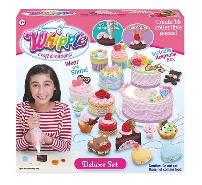 Whipple, Craft Creations, Deluxe Set  -
