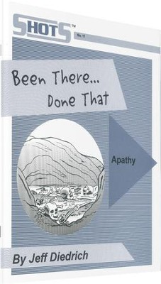 Been There, Done That: Apathy   -