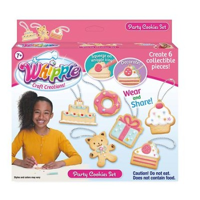 Whipple, Craft Creations, Party Cookies Set  -