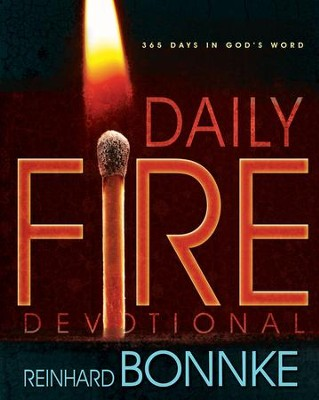 Daily Fire Devotional: 365 Days In God's Word - eBook  -     By: Reinhard Bonnke