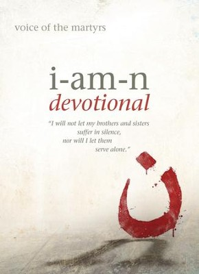 I-Am-N Devotional - eBook  -     By: Voice of the Martyrs