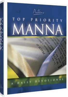 Top Priority: Manna Volume 1   -