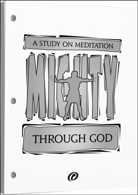 Mighty Through God Teacher Manual (Filler Only)   -