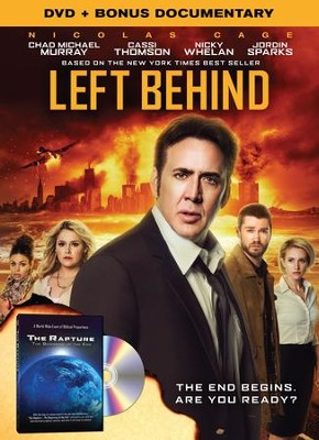 Left Behind/The Rapture, Exclusive DVD with Bonus Documentary  -     By: Nicolas Cage