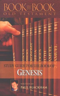 Book by Book: Genesis, Study Guide    -