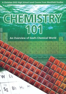 Chemistry 101, 4 DVD Set   -     By: Wes Olson