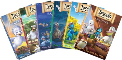 Iesodo, All 6 DVDs   -