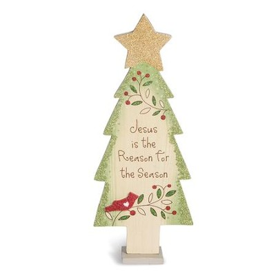 Jesus is the Reason for the Season, Figurine  -