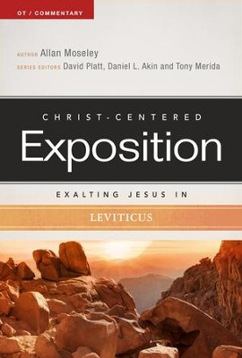 Exalting Jesus in Leviticus - eBook  -     By: Allan Moseley