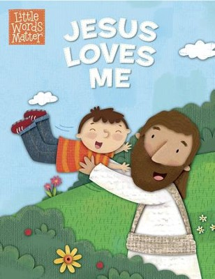 Jesus Loves Me - eBook  -     Illustrated By: Holli Conger
