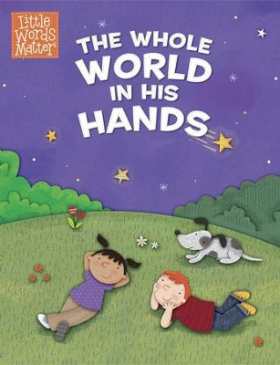 The Whole World in His Hands - eBook  -     Illustrated By: Holli Conger