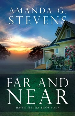 Far and Near: A Novel / Digital original - eBook  -     By: Amanda G. Stevens