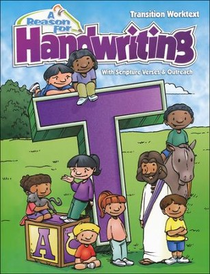 A Reason For Handwriting: Transition--Student Worktext, Grades 2-3  -     By: Carol Ann Retzer, Eva Hoshino